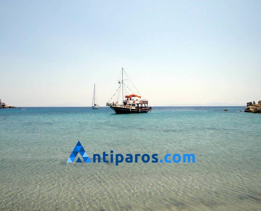 Δεσποτικό – Νησί δίπλα στην Αντίπαρο