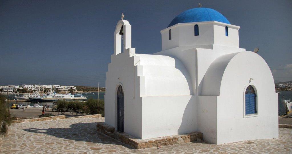 Agia Marina - Antiparos island - Antiparos.com