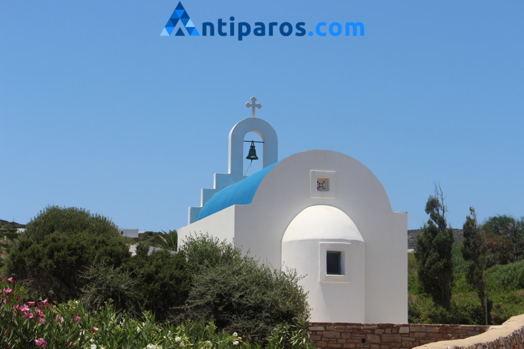 Antiparos churches