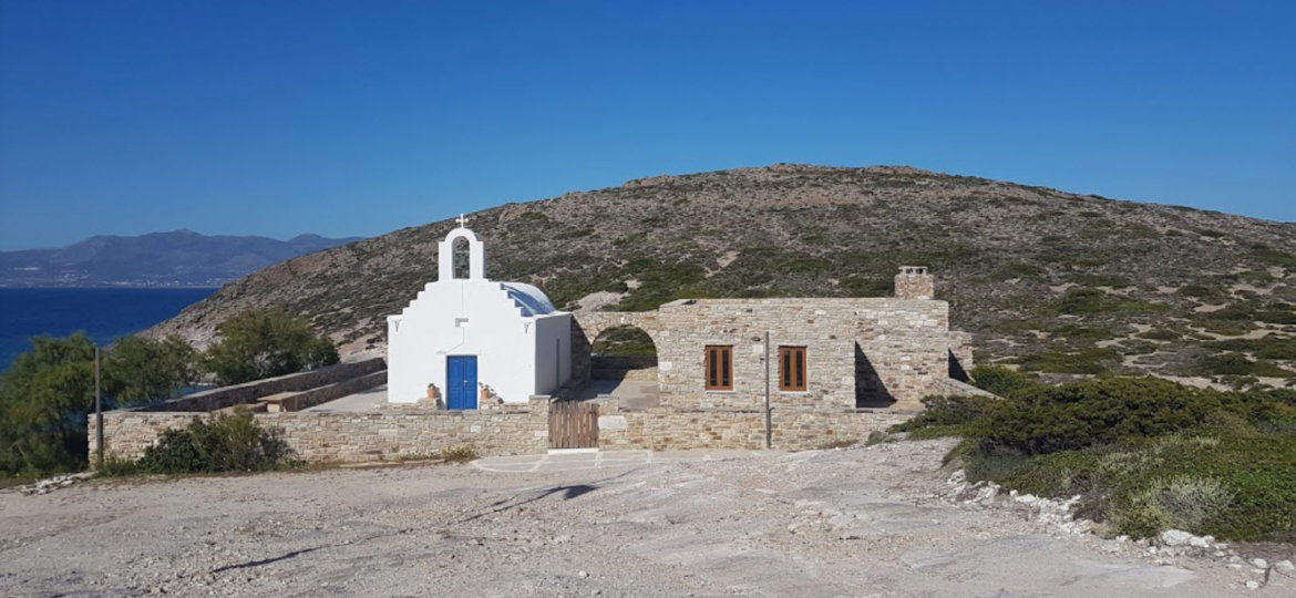 Panagia Faneromeni Church