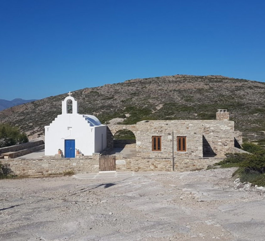Panagia Faneromeni – Church in Antiparos