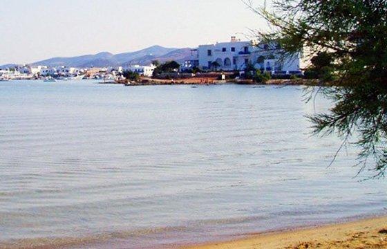 Παραλία Άγιος Σπυρίδωνας