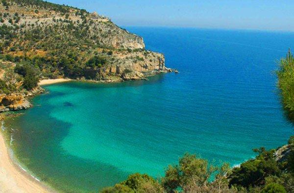 Παραλία Άγιος Γεώργιος