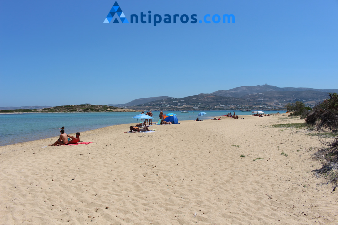 Antiparos Beaches - Antiparos island, Greece - Antiparos.com