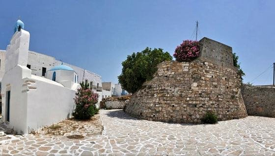 The Venetian Castle of Antiparos