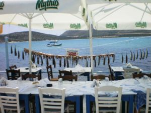 Captain Pipinos Seafood Taverna