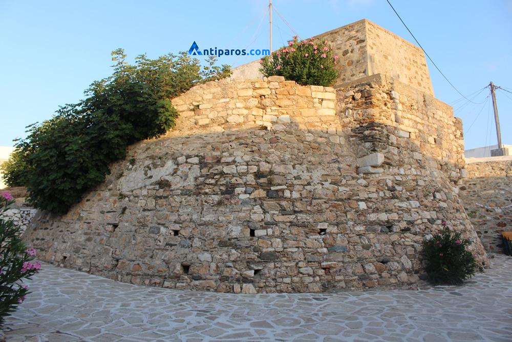 Kastro - Castle - Antiparos