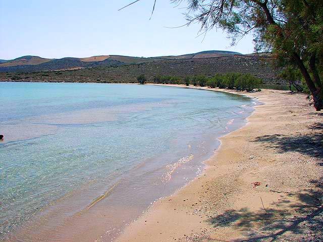 Psaraliki beach