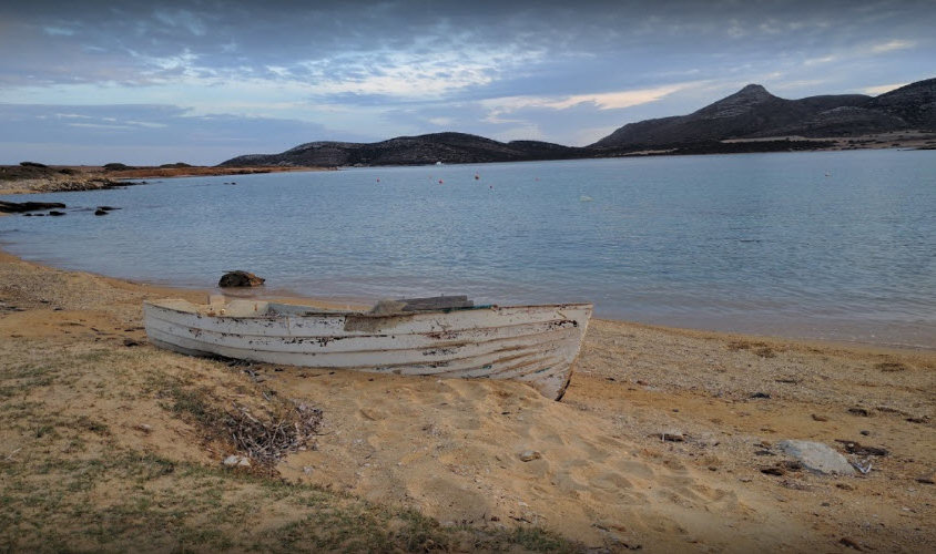 Vathis Volos beach