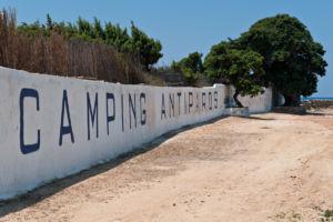 Camping Antiparos