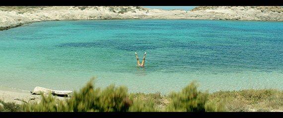 Suntan - Antiparos island - Antiparos.com
