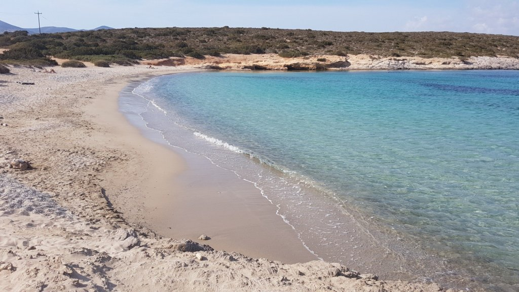 Agios Sostis Beach - Antiparos Beaches - Παραλίες στην Αντίπαρο