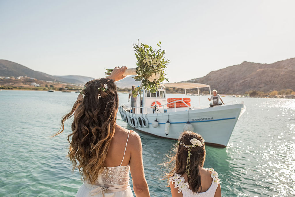 Antiparos Wedding
