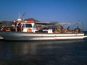 Captain Sargos Antiparos