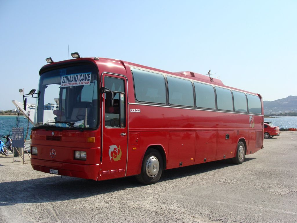 oliaros tours bus